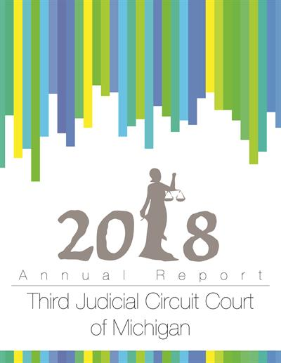2018 Annual Report Cover Contest - Second Place