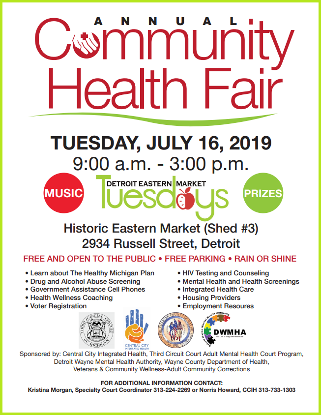 Annual Community Health Fair